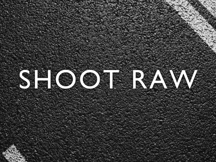 shoot-raw