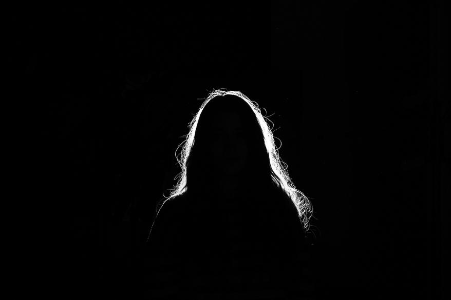 Portrait silhouette