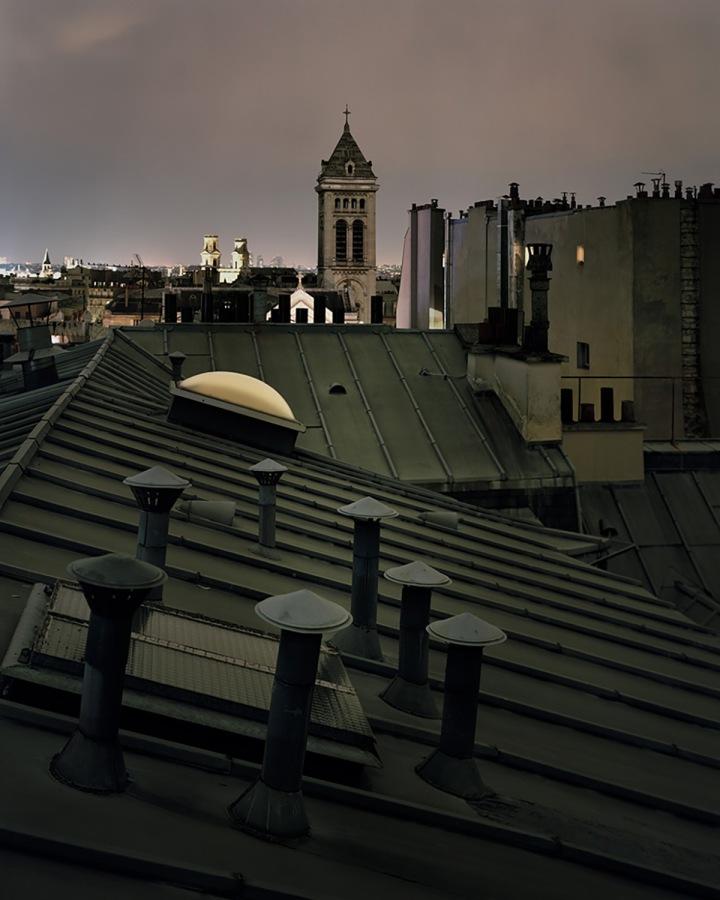 """série """"Sur Paris"""" - rue du Montparnasse 75014 Paris - France"""