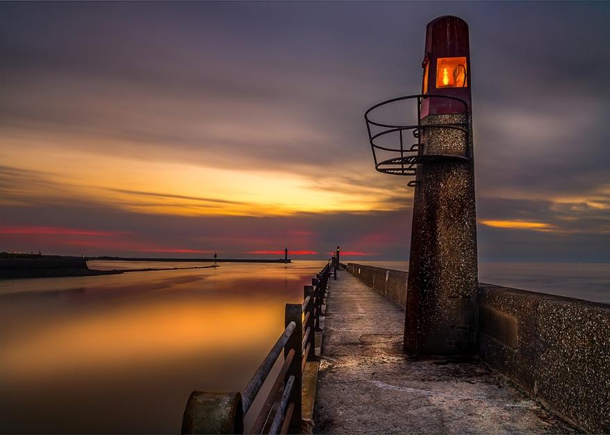 La jete de Dunkerque