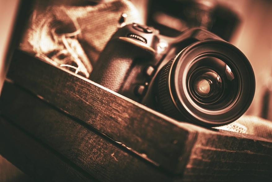 Camera in the Box