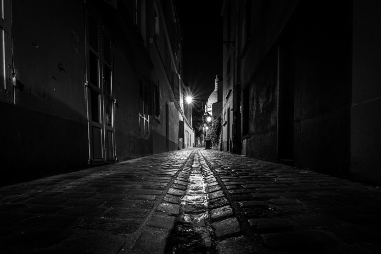 rue de Montmartre