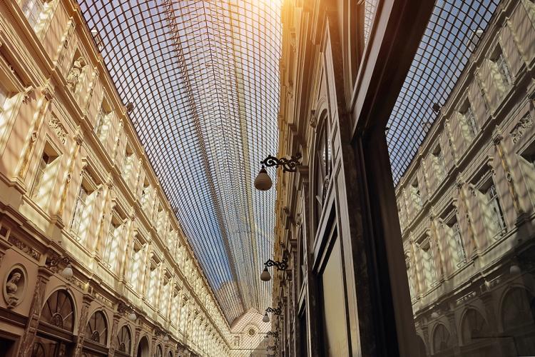 galeries royales Saint-Hubert (Bruxelles)