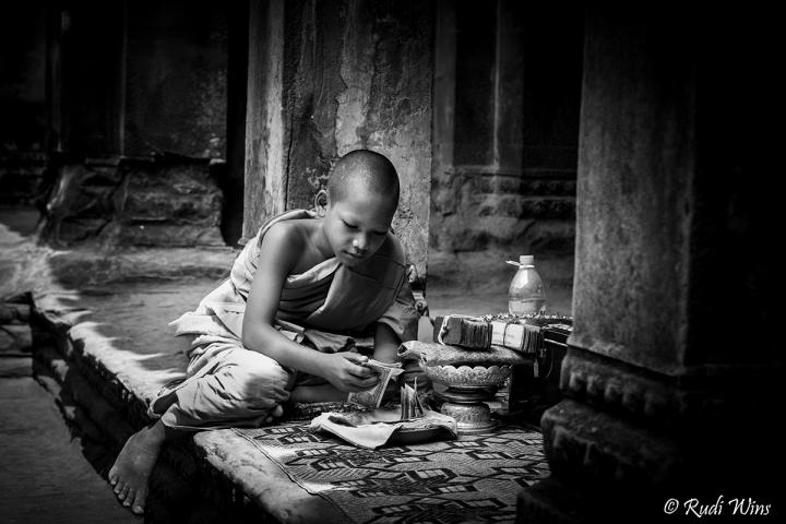 4.Entre spiritualité et dollars-Cambodge