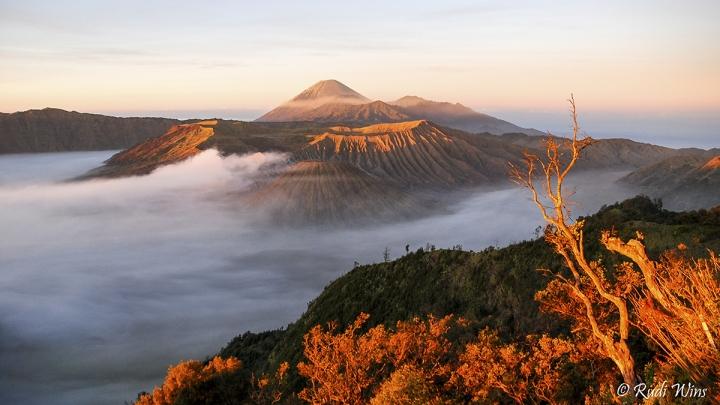 Bromo indonésie ( photo préférée)