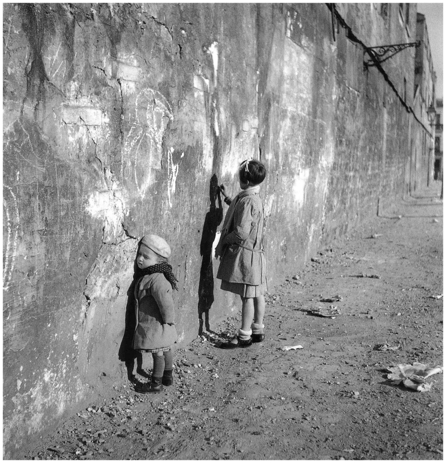 robert-doisneau-la-premiere-maitresse-1935